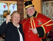 Patricia Routledge who is president of The Beatrix Potter Society