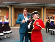 Meeting The Hoff