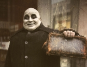 Alan Myatt as Uncle Fester. Photo by Naomi Bateman.
