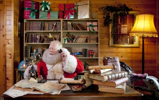 Summer Santa Bookings