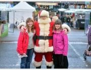 Deluxe Father Christmas in Gloucester