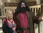 Alan Myatt as Hagrid
