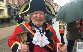 Alan Myatt at Gloucester Day 2016