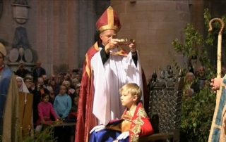 A Coronation at the Cathedral