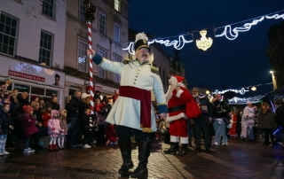 Gloucester Festival Lantern Parade