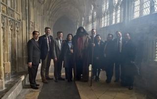Hagrid's Hospitality Goes International