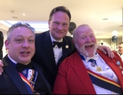 Alan at Glos Mayor's Charity Ball