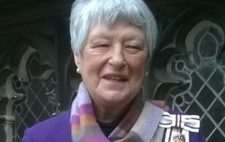 Dame Janet, Freewoman of Gloucester
