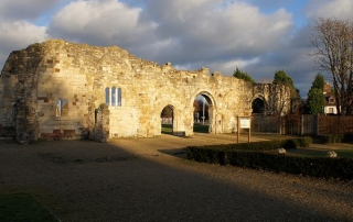 One thousand years of St Oswald's Priory