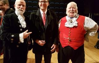 Alan Myatt at Gloucester Guildhall