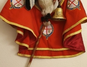 Alan Myatt's Town Criers uniform
