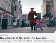 Alan Myatt's 'Day in the life of a Town Crier' film