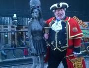 Alan Myatt at Camden Market
