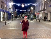 Gloucester Christmas lights 2020
