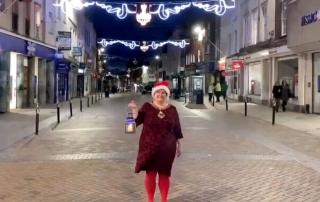 Gloucester Christmas lights 2020